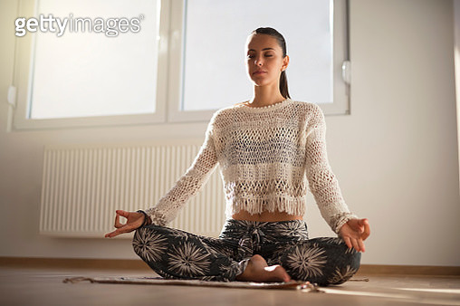 Finding Peace Within - gettyimageskorea