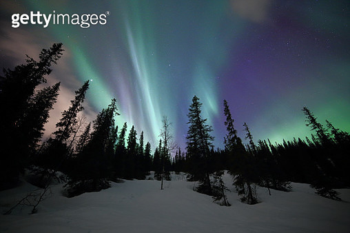 Natures own lightshow - gettyimageskorea