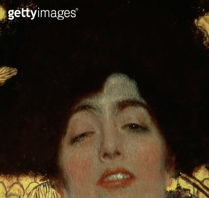 <b>Title</b> : Judith, 1901 (oil on canvas) (detail of 36586)<br><b>Medium</b> : oil on canvas<br><b>Location</b> : Osterreichische Galerie Belvedere, Vienna, Austria<br> - gettyimageskorea