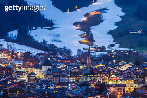 Austria, Kitzbuhel, Exterior - gettyimageskorea