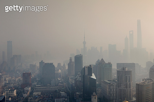 Shanghai Views - gettyimageskorea