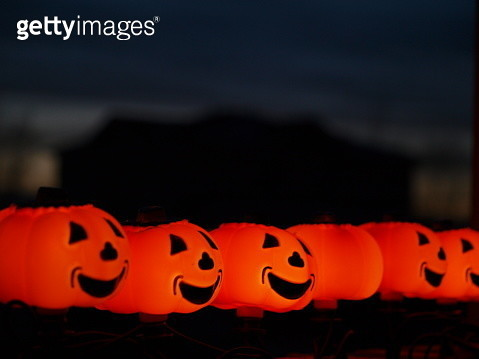 The Coldest Halloween / Hay River, Northwest Territories - gettyimageskorea