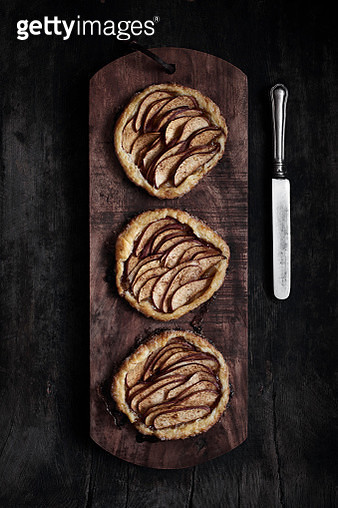 French style apple tarts - gettyimageskorea