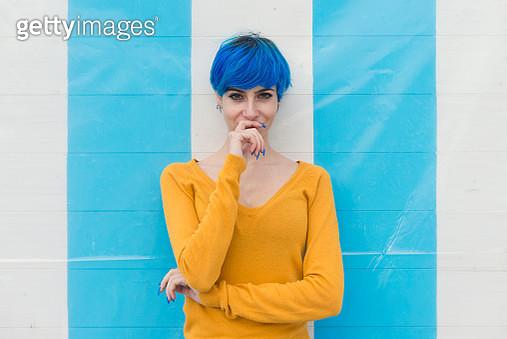 Youth portrait - gettyimageskorea