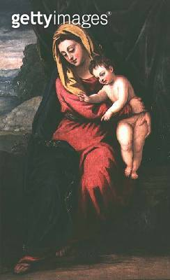 Madonna and Child - gettyimageskorea