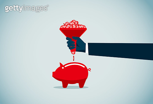 coin bank - gettyimageskorea