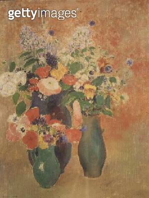 <b>Title</b> : Still Life of Flowers, 1910 (oil on canvas)<br><b>Medium</b> : oil on canvas<br><b>Location</b> : Van der Heydt Museum, Wuppertal, Germany<br> - gettyimageskorea