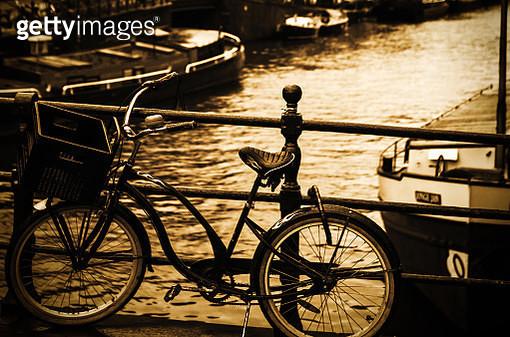Amsterdam canals - gettyimageskorea