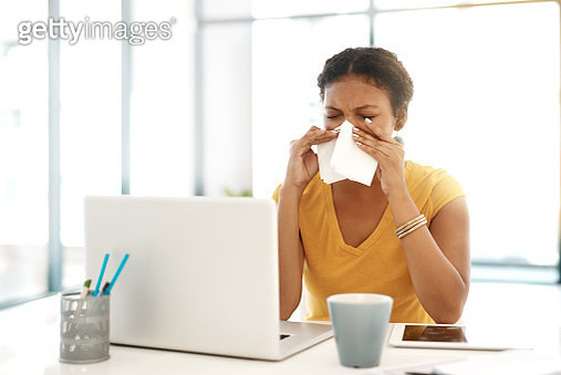 The season of the sniffles - gettyimageskorea