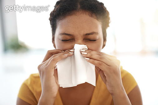 Who let the flu germs in? - gettyimageskorea