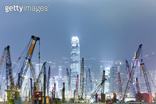 Building Under Construction - gettyimageskorea