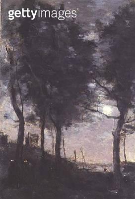 Moonlight by the sea - gettyimageskorea