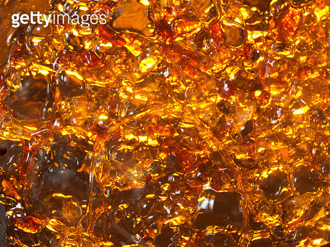 Close up melting sugar - gettyimageskorea