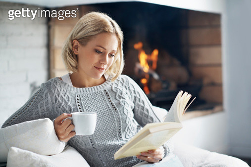 Drink good coffee and read amazing books - gettyimageskorea