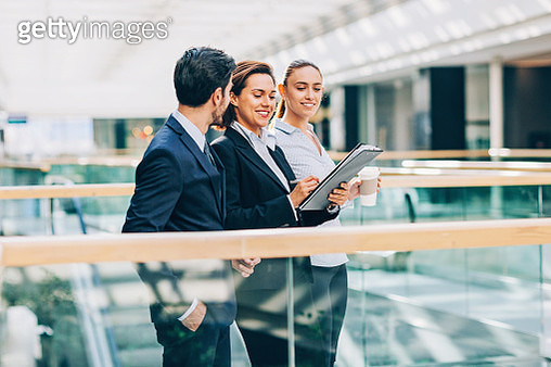 Leadership in business - gettyimageskorea