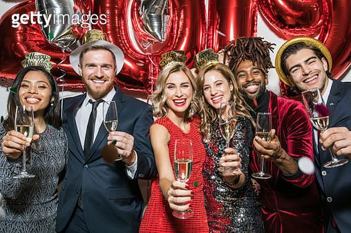 New year celebration - gettyimageskorea