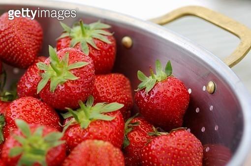 Strawberries - gettyimageskorea