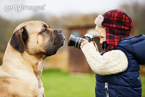 Little photographer - gettyimageskorea