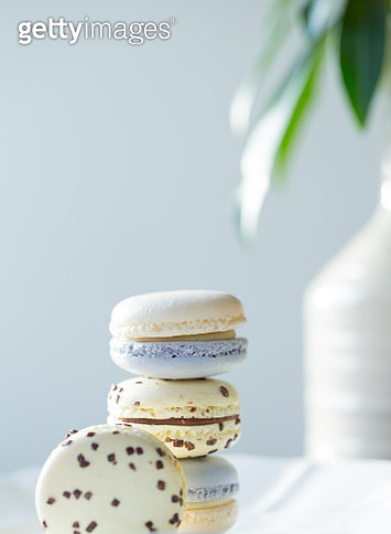 French Macarons - gettyimageskorea