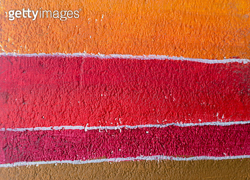 colorful abstract painted wall - gettyimageskorea