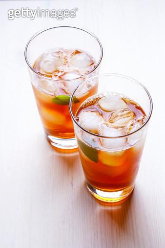 two ice tea  - gettyimageskorea
