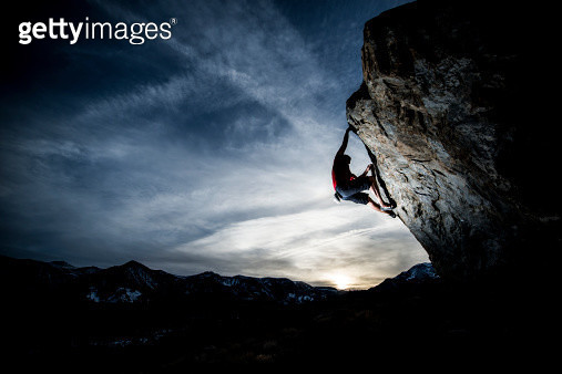 Free climbing - gettyimageskorea
