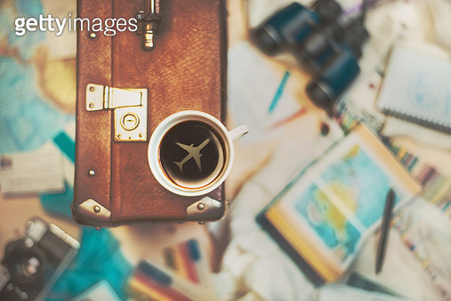 Coffee for travelers - gettyimageskorea