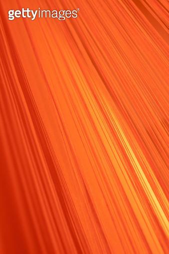 Lined gradient of orange - gettyimageskorea