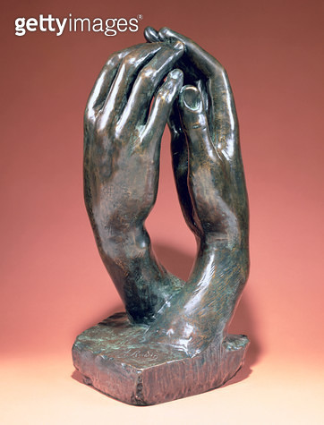 <b>Title</b> : The Secret, c.1910 (bronze) (see also 42017)<br><b>Medium</b> : bronze<br><b>Location</b> : Private Collection<br> - gettyimageskorea