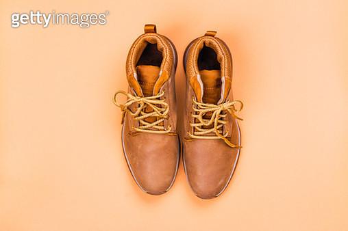 Females Beige Shoes - gettyimageskorea