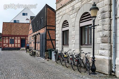 Swedish town of Ystad - gettyimageskorea
