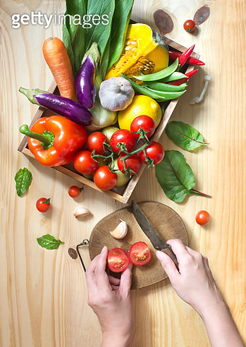 Healthy eating life style still life image. - gettyimageskorea