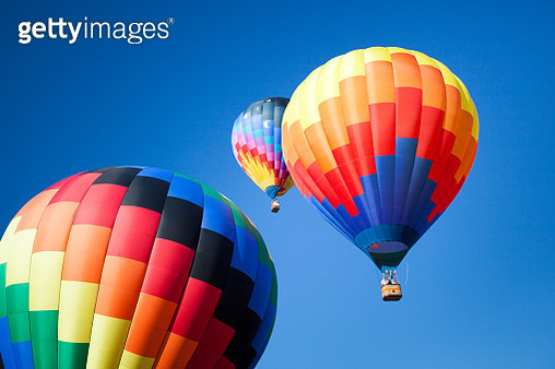 Hot Air Ballons - gettyimageskorea