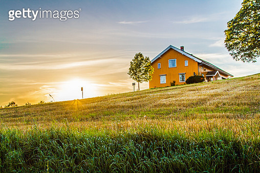 Country House - gettyimageskorea