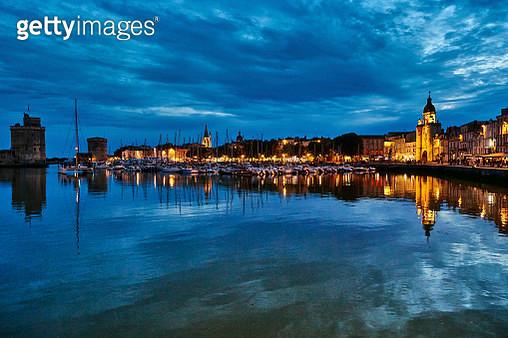 The port of La Rochelle, France - gettyimageskorea