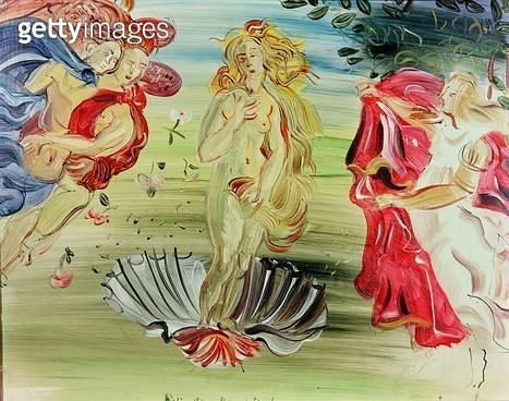 <b>Title</b> : Botticelli, 1938<br><b>Medium</b> : <br><b>Location</b> : Private Collection<br> - gettyimageskorea