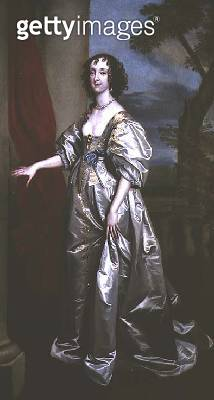 <b>Title</b> : Margaret Smith, who married Hon. Thomas Carey, later Lady Herbert<br><b>Medium</b> : oil on canvas<br><b>Location</b> : Private Collection<br> - gettyimageskorea