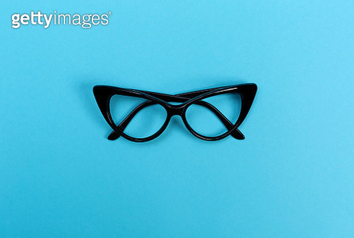 A pair of trendy glasses - gettyimageskorea