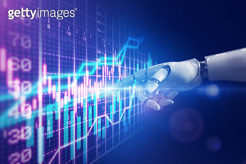 AI robot stock investment - gettyimageskorea