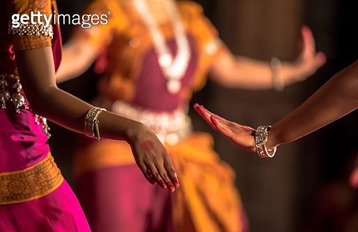 Bharatanatyam Dance, Mylapore, Chennai - gettyimageskorea