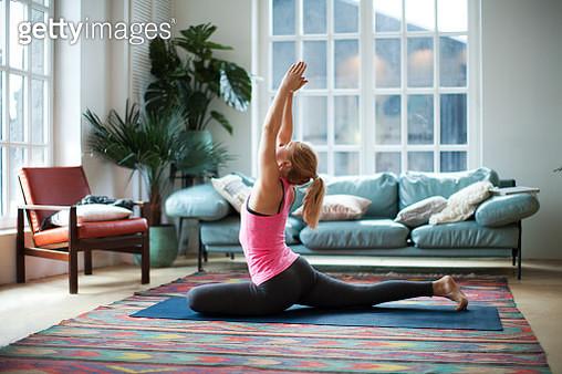Yoga classes - gettyimageskorea
