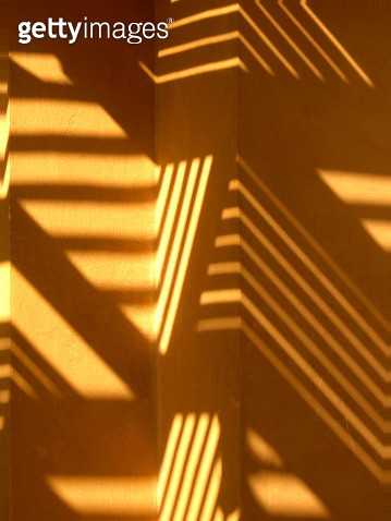 Abstract Light and Shadow on a wall. - gettyimageskorea