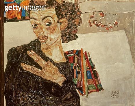 Self Portrait/ 1911 - gettyimageskorea