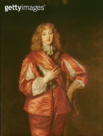 <b>Title</b> : Philip, 5th Earl of Pembroke, 2nd Earl of Montgomery (1621-69)<br><b>Medium</b> : oil on canvas<br><b>Location</b> : Collection of the Earl of Pembroke, Wilton House, Wilts.<br> - gettyimageskorea