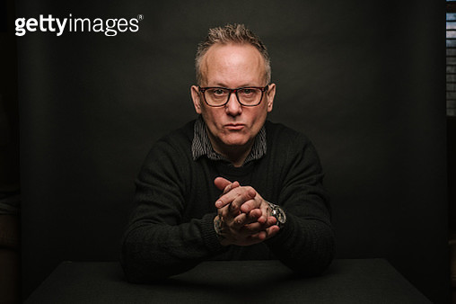 Middle-aged businessman - gettyimageskorea