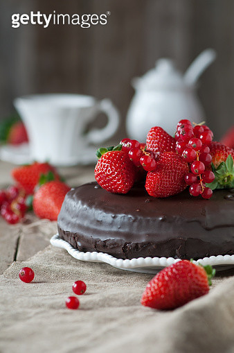 Chocolate cake - gettyimageskorea