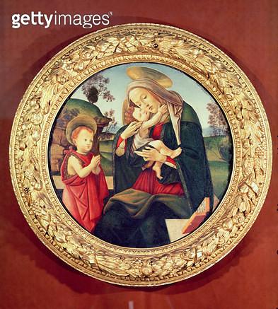 <b>Title</b> : Virgin and Child with John the Baptist<br><b>Medium</b> : oil on canvas<br><b>Location</b> : Museu de Arte, Sao Paulo, Brazil<br> - gettyimageskorea