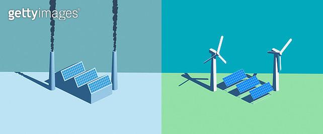 Renewable energy transformation - gettyimageskorea