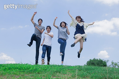 Active japanese young people - gettyimageskorea