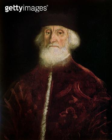 <b>Title</b> : Jacopo Soranzo<br><b>Medium</b> : oil on canvas<br><b>Location</b> : Castello Sforzesco, Milan, Italy<br> - gettyimageskorea